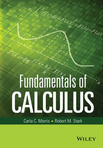 Fundamentals of Calculus (Hardback)