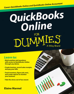 QuickBooks Online for Dummies (Paperback)
