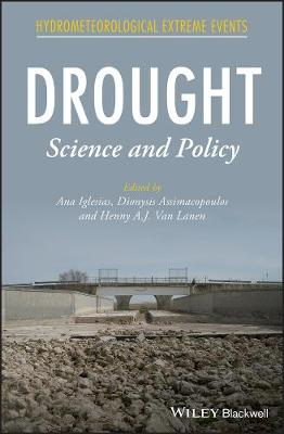 Drought: Science and Policy - Hydrometeorological Extreme Events (Hardback)
