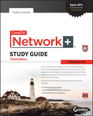 Comptia Network+ Study Guide, (Exam: N10-006)     Third Edition (Paperback)