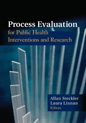 Process Evaluation for Public Health Interventions and Research (Paperback)