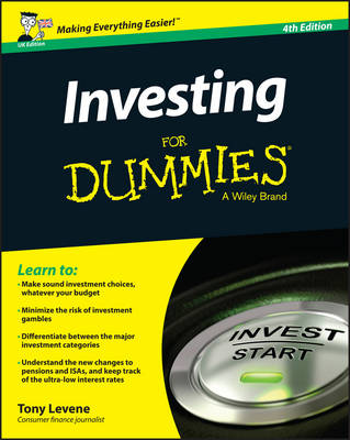 Investing for Dummies - UK (Paperback)