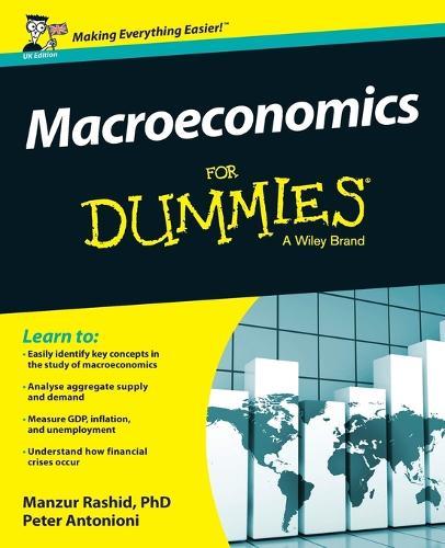 Macroeconomics For Dummies - UK (Paperback)