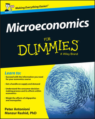 Microeconomics For Dummies - UK (Paperback)