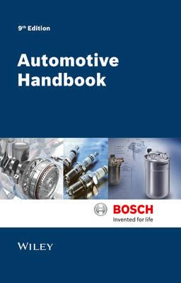 Automotive Handbook (Hardback)