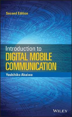 Introduction to Digital Mobile Communication (Hardback)
