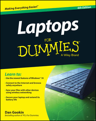 Laptops for Dummies, 6th Edition (Paperback)