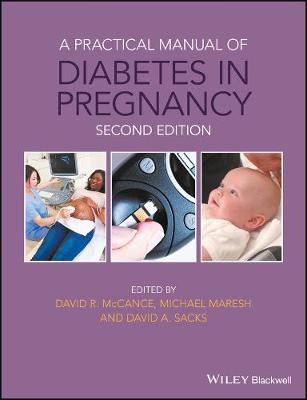Cover A Practical Manual of Diabetes in Pregnancy - Practical Manual of Series