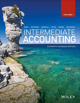 Intermediate Accounting, Volume 1 (Hardback)