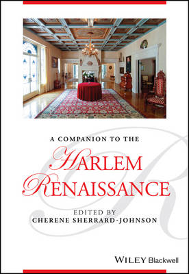 A Companion to the Harlem Renaissance - Blackwell Companions to Literature and Culture (Paperback)