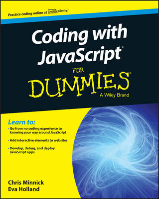 Coding with JavaScript For Dummies (Paperback)