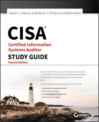 CISA Certified Information Systems Auditor Study Guide (Paperback)