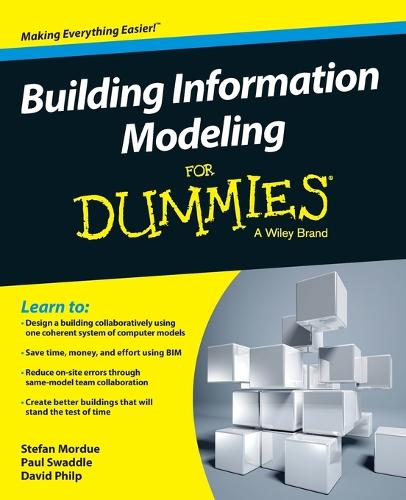 Building Information Modeling For Dummies (Paperback)