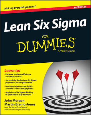 Lean Six Sigma For Dummies (Paperback)