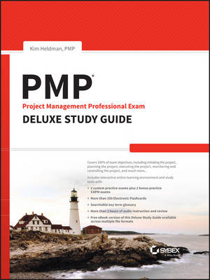 PMP Project Management Professional Exam Deluxe Study Guide (Hardback)