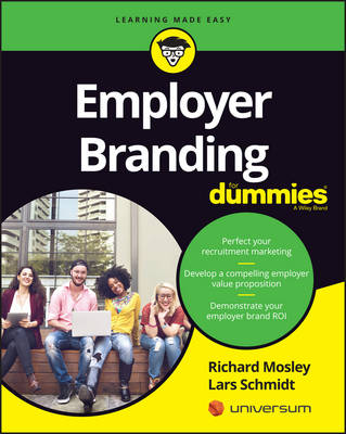 Employer Branding for Dummies (Paperback)