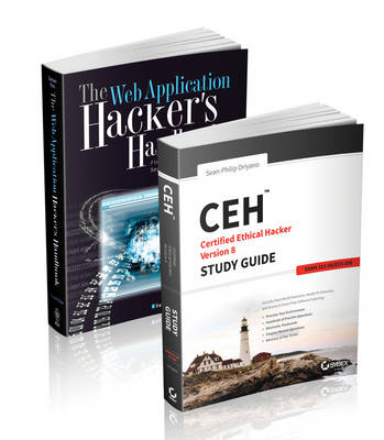 Ethical Hacking and Web Hacking Handbook and Study Guide Set (Paperback)