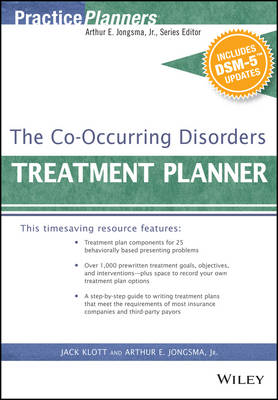 The Co-Occurring Disorders Treatment Planner, with DSM-5 Updates - PracticePlanners (Paperback)