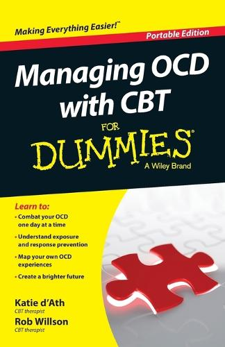 Managing OCD with CBT For Dummies (Paperback)