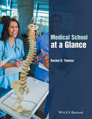 Medical School at a Glance - At a Glance (Paperback)