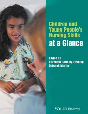 Cover Children and Young People's Nursing Skills at a Glance - At a Glance  (Paperback)