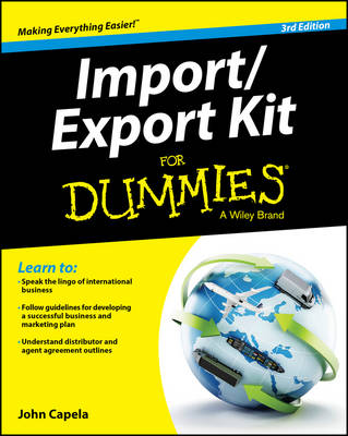 Import / Export Kit For Dummies (Paperback)