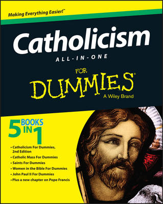 Catholicism All-in-One For Dummies (Paperback)