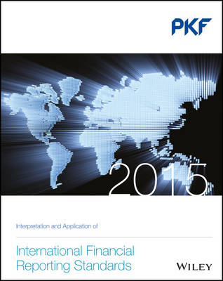 Wiley IFRS 2015: Interpretation and Application of International Financial Reporting Standards Set - Wiley Regulatory Reporting (Paperback)