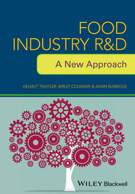 Food Industry R&D: A New Approach (Paperback)