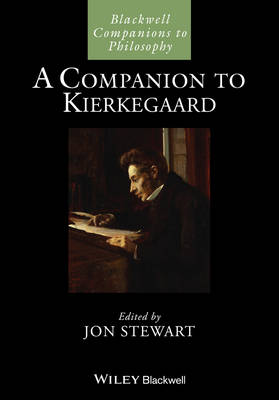 A Companion to Kierkegaard - Blackwell Companions to Philosophy (Paperback)