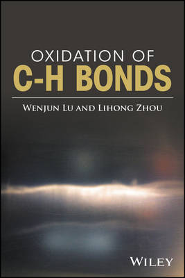 Oxidation of C-H Bonds (Hardback)