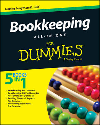 Bookkeeping All-In-One for Dummies (Paperback)