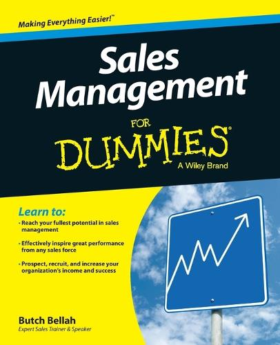 Sales Management For Dummies (Paperback)