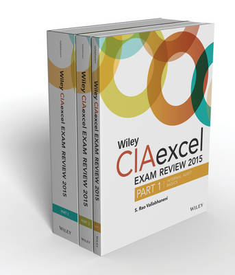 Wiley CIAexcel Exam Review: Complete Set - Wiley CIA Exam Review Series (Paperback)