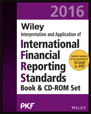 WILEY IFRS 2016: Interpretation and Application of International Financial Reporting Standards (Paperback)