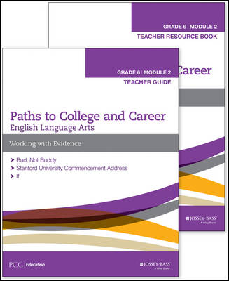 English Language Arts: Teacher Set Grade 6, Module 2: Working with Evidence (Paperback)