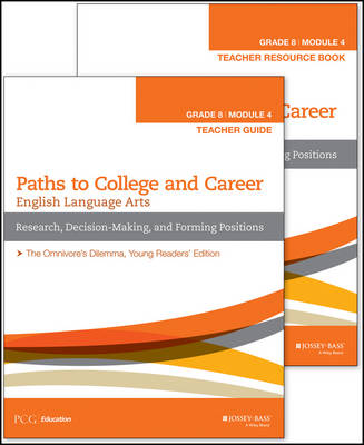 English Language Arts: Teacher Set Grade 8, Module 4: Research, Decision Making, and Forming Positions (Paperback)