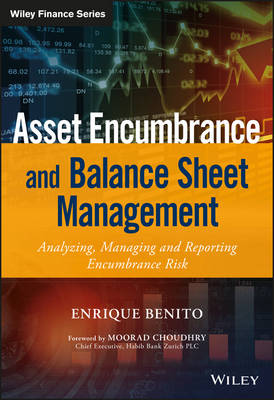 Asset Encumbrance and Balance Sheet Management: A Practical Guide to Managing, Modelling and Reporting Encumbrance Risk - The Wiley Finance Series (Hardback)