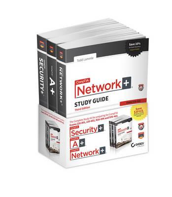 CompTIA Complete Study Guide: A+ Exams220-801 and 220-802 2e; Network+ Exam N10-006 3e; Security+ Exam SY0-401 6e (Paperback)