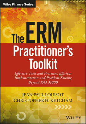 The ERM Practitioner's Toolkit - The Wiley Finance Series (Hardback)