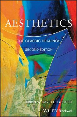 Aesthetics: The Classic Readings - Philosophy: The Classic Readings (Paperback)