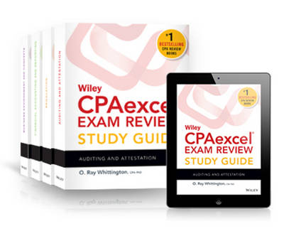 Wiley CPAexcel Exam Review 2015 Study Guide July (Paperback)
