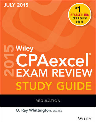 Wiley Cpaexcel Exam Review 2015 Study Guide July: Regulation (Paperback)