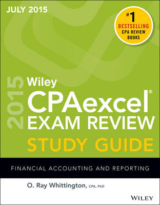 Wiley Cpaexcel Exam Review 2015 Study Guide July: Financial Accounting and Reporting (Paperback)