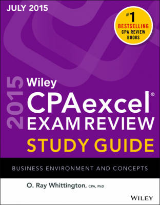 Wiley Cpaexcel Exam Review 2015 Study Guide July: Auditing and Attestation (Paperback)