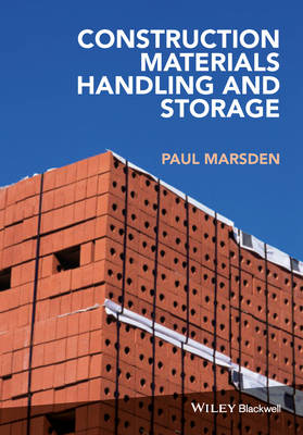 Construction Materials Handling and Storage on Site (Paperback)