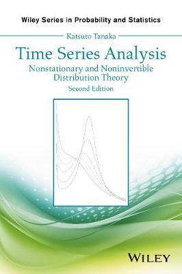 Time Series Analysis: Nonstationary and Noninvertible Distribution Theory - Wiley Series in Probability and Statistics (Hardback)