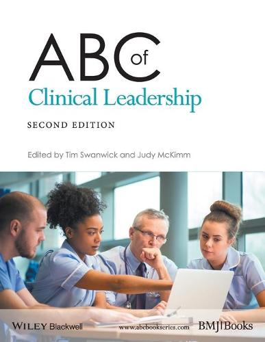 ABC of Clinical Leadership - ABC Series (Paperback)