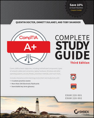 CompTIA A+ Complete Study Guide: Exams 220-901 and 220-902 (Paperback)