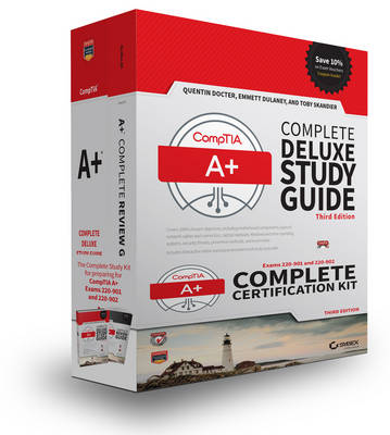 CompTIA A+ Complete Certification Kit: Exams 220-901 and 220-902 (Paperback)